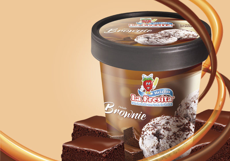 Batido Brownie 1 lt