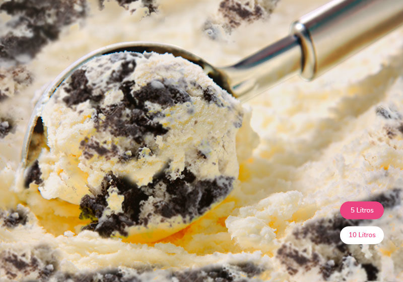 Batidos cookies and cream