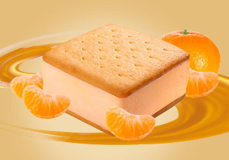 Galleta mandarina