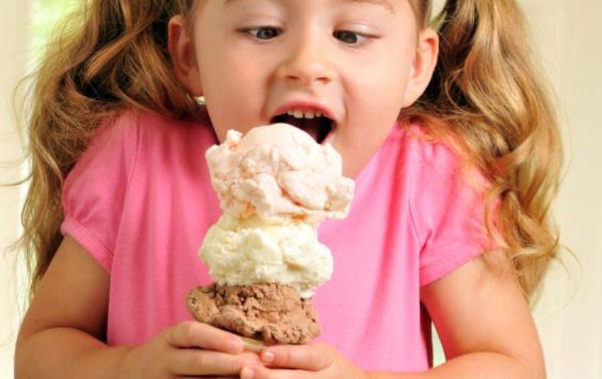 Las ventajas de comer helado