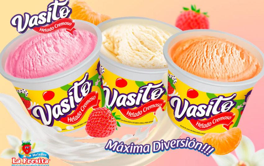 Nuestro vasito de helado